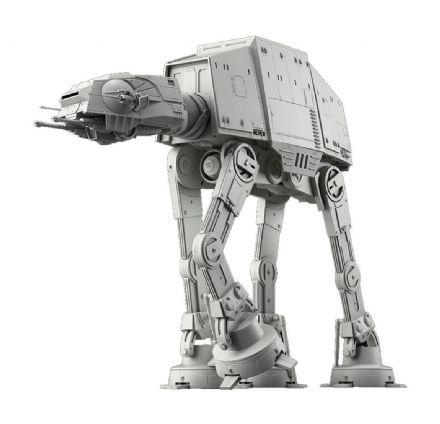 Star Wars Bandai Plastic Model Kit 1/144 AT-AT